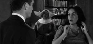 Suddenly, Last Summer's Dr.Cukrowicz and Catherine Holly